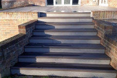 New Steps & Composite Decking Laid