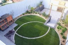 Garden Landscape Completed